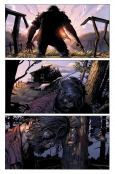 Extrait de La mort de Wolverine - La Mort de Wolverine