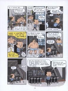 Extrait de Gérard, cinq années dans les pattes de Depardieu