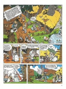 Extrait de Astérix -3b84- Astérix et les Goths
