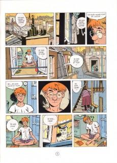 Extrait de Jérôme K. Jérôme Bloche -5a1989- Le jeu de trois
