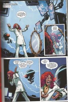 Extrait de Avengers Arena -2- Boss de Fin