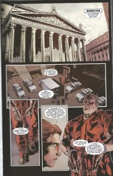 Extrait de Daredevil/Punisher - Le Septième Cercle