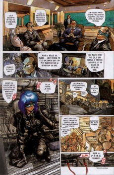 Extrait de Ghost in the Shell -INT1- The Ghost in the Shell
