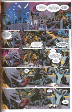 Extrait de Uncanny Avengers (Marvel Now!) -6- Contre-Evolution