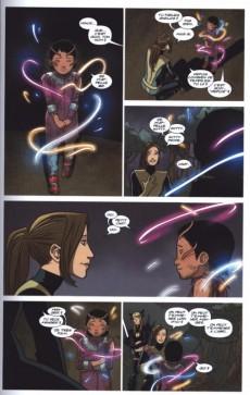 Extrait de Uncanny X-Men -6- Le Procès de Henry McCoy