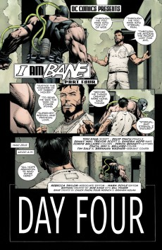 Extrait de Batman (2016) -19- I am Bane, Part Four