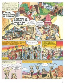 Extrait de Astérix (Hachette) -14a1999- Astérix en Hispanie