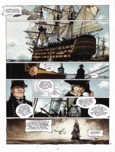 Extrait de Les grandes batailles navales -1- Trafalgar