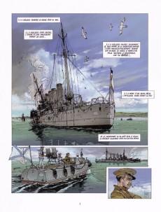 Extrait de Les grandes batailles navales -2- Jutland