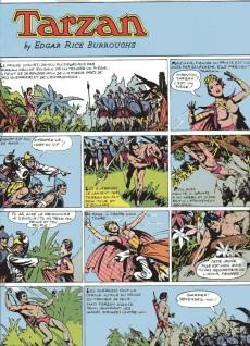 Extrait de Tarzan (Intégrale - Soleil) (1993) -2- Tarzan et les chercheurs de diamants
