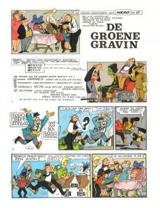 Extrait de Nero (De Avonturen van) -47- De groene gravin