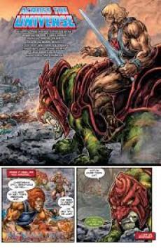 Extrait de He-Man/Thundercats (2016) -6- Across the Universe