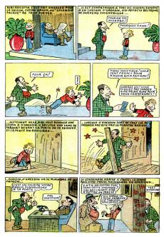 Extrait de Bibi Fricotin (Hachette - la collection) -3- Nouveau robinson