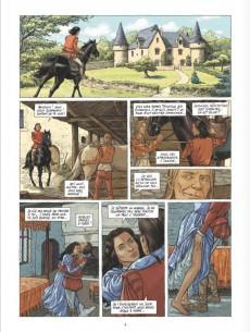 Extrait de Les guerriers de Dieu -2- Les Pendus d'Amboise