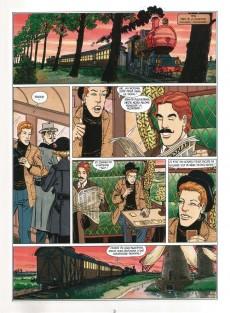 Extrait de Victor Sackville -18- L'homme de Berlin