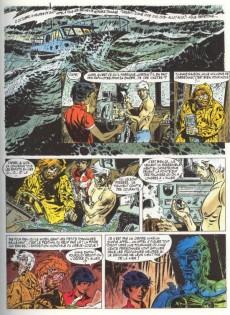 Extrait de Bernard Prince -7b1981- La fournaise des damnés