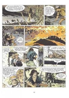 Extrait de Bernard Prince -10b1981- Le souffle de moloch