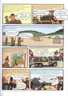 Extrait de L'histoire de France en BD (Joly/Heitz) -9- La Seconde Guerre mondiale