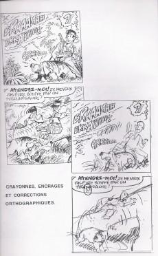 Extrait de Natacha -18TS- Natacha et les dinosaures