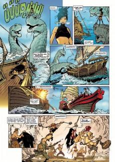 Extrait de Cixi de Troy -1a- Le secret de Cixi (1ère partie)