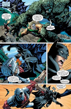 Extrait de Justice League vs. Suicide Squad (2017) -2- Chapter Two