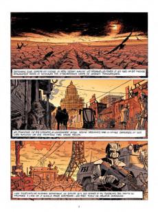 Extrait de Résilience -1- Les Terres mortes