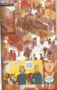Extrait de Ms. Marvel -5- Guerre civile