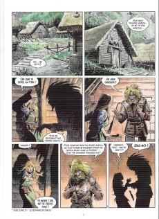 Extrait de Thorgal (Les mondes de) - Louve -7- Nidhogg
