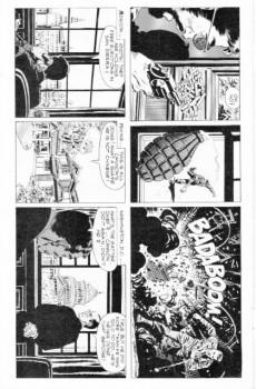 Extrait de Wallace Wood's Cannon (1991) -3- Caramba! he is a walking bomb!