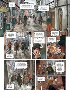 Extrait de Sherlock Holmes: Crime Alleys -2a- Vocations forcées