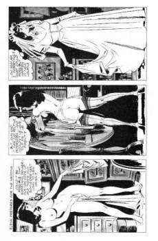 Extrait de Wallace Wood's Cannon (1991) -7- Revenge for a lost love