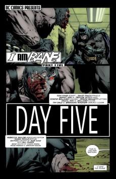 Extrait de Batman (2016) -20- I am Bane, Part Five