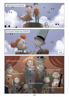 Extrait de Poèmes en bandes dessinées -b17- Prévert - Les Poèmes en bandes dessinées