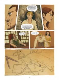 Extrait de La fille des Cendres -2- Le Roi des démons