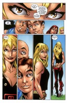 Extrait de Ultimate Spider-Man (Marvel Deluxe) -2b17- Face-à-Face