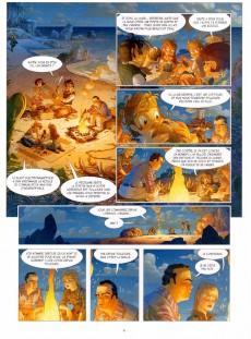 Extrait de Le voyage Extraordinaire -5- Tome 5 - Les Îles mystérieuses - 2/3