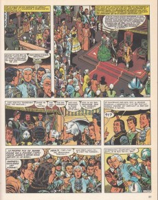Extrait de Barbe-Rouge -8c1977- Le piège espagnol