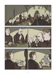Extrait de Dans les cuisines de l'Histoire -1- À la table des chevaliers