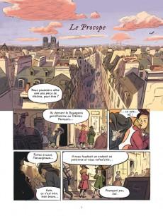 Extrait de Dans les cuisines de l'Histoire -2- À la table du Roi-Soleil