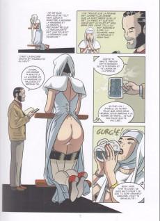 Extrait de Les grands Classiques de la Bande Dessinée érotique - La Collection -2636- Chiara Rosenberg
