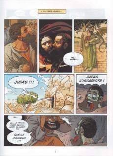 Extrait de Un jour sans Jésus -4- Livre IV / VI