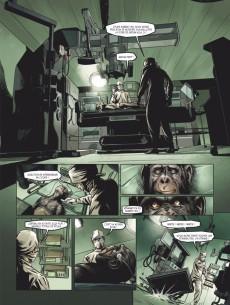 Extrait de La nuit des morts-vivants (Istin/Bonetti) -3- Petits secrets de famille