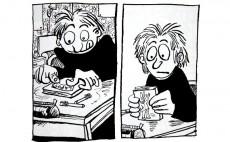 Extrait de (AUT) Menu -2- Krollebitches, Souvenirs même pas en bande dessinée