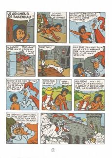 Extrait de Johan et Pirlouit -1d14- Le châtiment de Basenhau