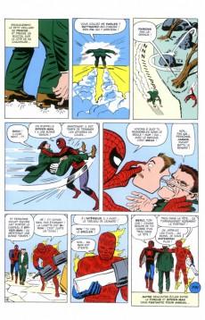 Extrait de Spider-Man (L'Intégrale) -1INTb- 1962-1963