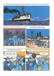 Extrait de La grippe Coloniale -1- Le retour d'Ulysse