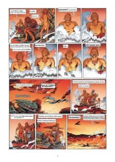Extrait de Trolls de Troy -4c2000- Le Feu occulte