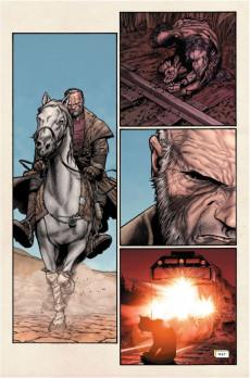 Extrait de Wolverine - Old Man Logan - Tome FL