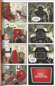 Extrait de Deadpool (Marvel Now!) -7- L'Axe du Mal