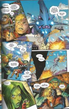Extrait de Les gardiens de la Galaxie (Marvel Now!) -5- Les Gardiens Rencontrent les Avengers